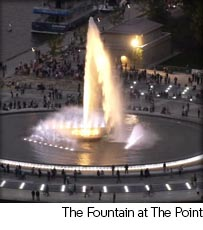 The Point Fountain