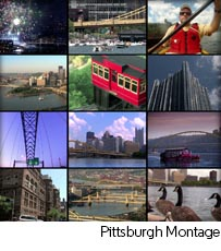 Pittsburgh Montage